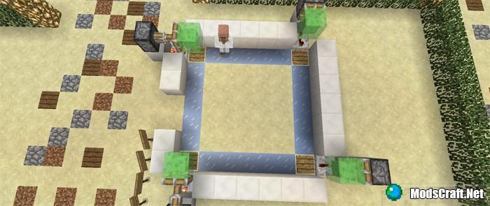 Карта 28 Redstone Creations [Редстоун]