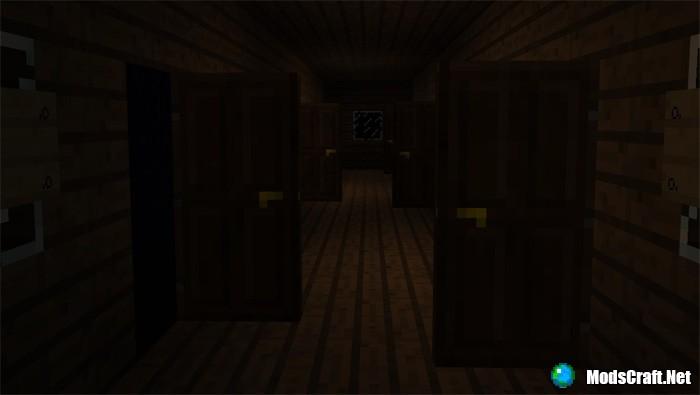 Карта The Wooden House [Хоррор] [Приключение]