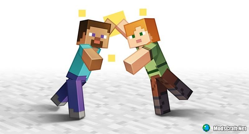 Minecraft PE 1.2: новые возможности совместной игры