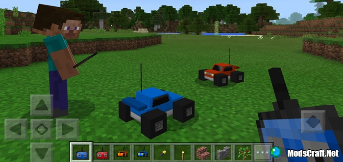 Мод RC Car 1.2/1.1