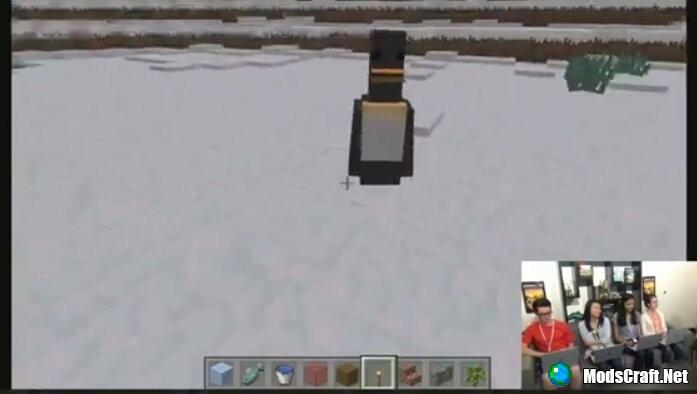 Minecraft PE: новые возможности для создания модов!