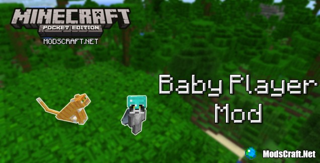 Мод Baby Player 1.4/1.2/1.0