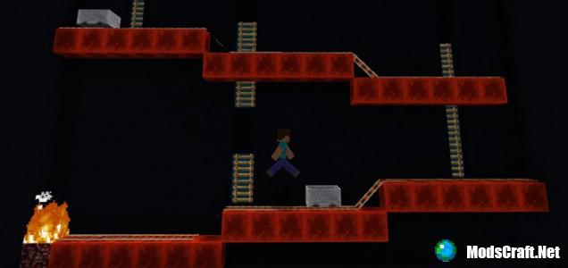 Карта Donkey Kong Arcade Game [Мини-игра]