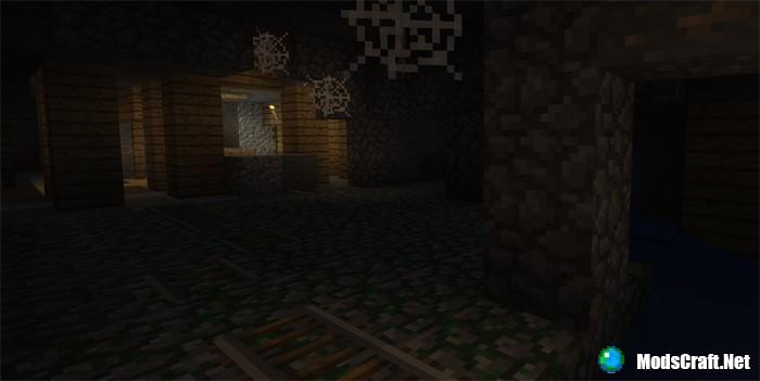 Бесконечные шахты и лесной особняк [1.2/1.1]