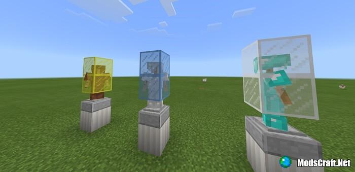 Как сделать витрину? [Гайды по Minecraft]