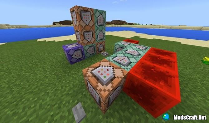 Командный блок [Гайды по Minecraft]