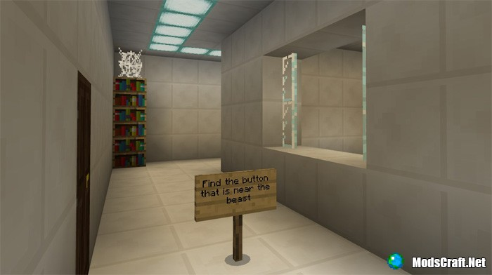 Карта Facility Flee [Мини-игра]