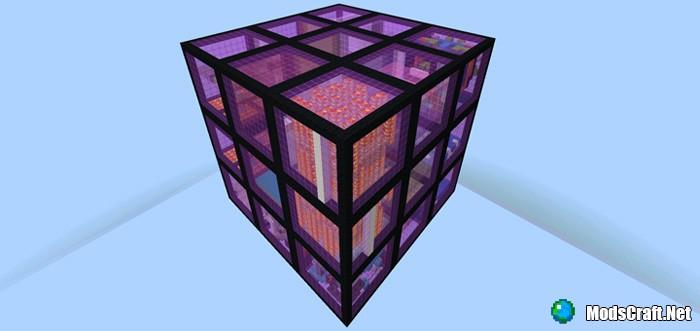 Карта The Cube Escape [Мини-игра] 1.2+