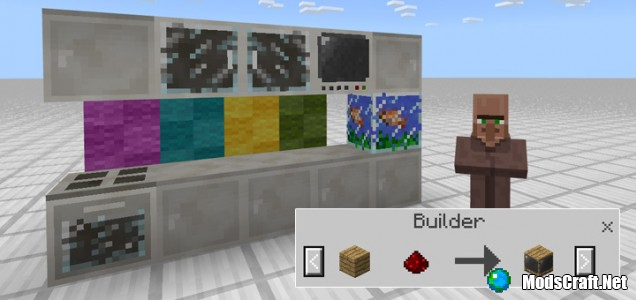 Мод Modern Decorations Addon 1.2/1.1