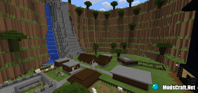 Карта Simple Adventure [Приключение]
