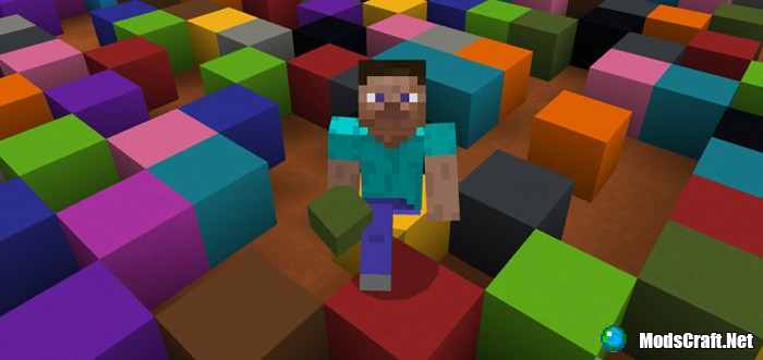 Карта Block Party 1.0 [Мини-игра]