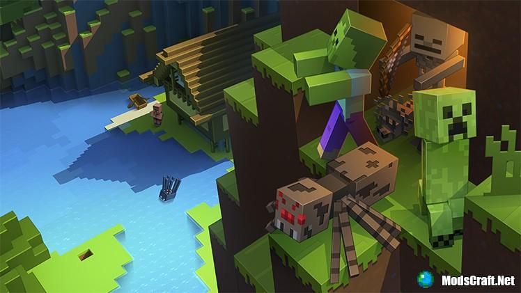 Minecraft 1.2 Бета: отчет от разработчиков