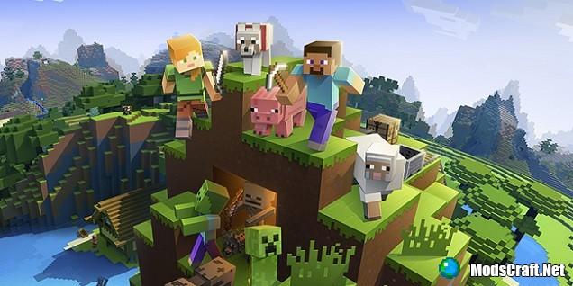Minecraft 1.2.1: что нового?