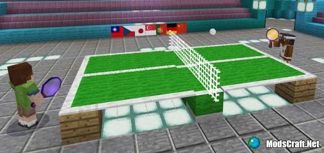 Карта Ping Pong [Мини-игра]