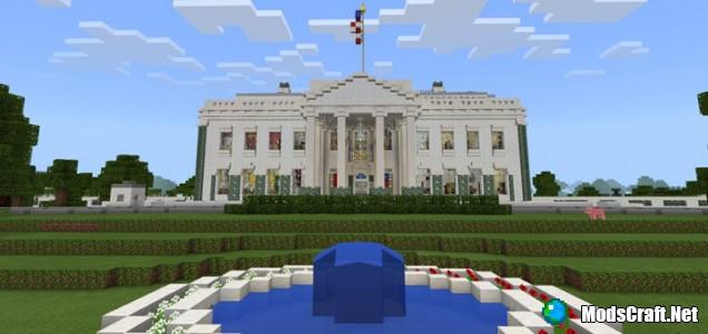 Карта The White House [Творчество]