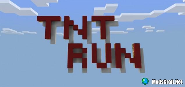 Карта TNT RUN [Мини-игра]