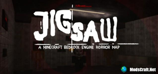 Карта Jigsaw (Хоррор!) [Приключение]