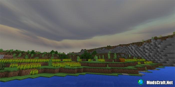 Текстур пак Realistic Cubemap 1.2