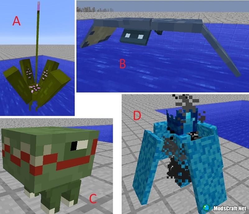 Проголосуй за нового моба в Minecraft!