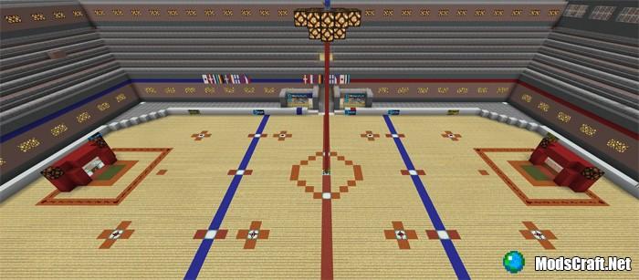 Карта Floorball [Мини-игра]