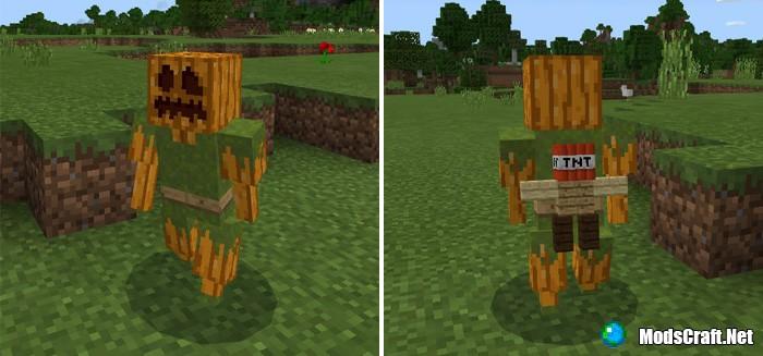 Мод Pumpkin Maniac 1.2/1.1