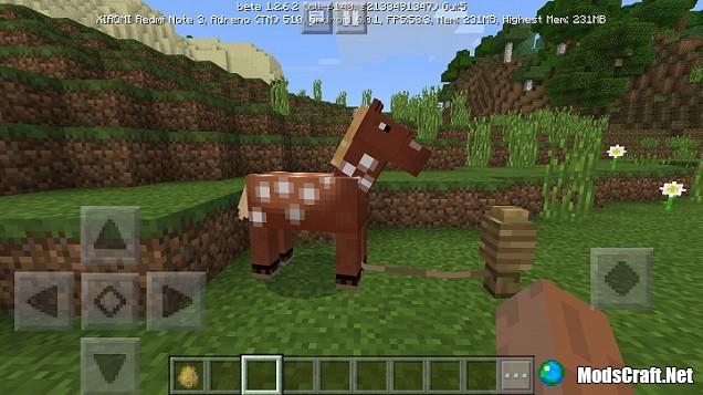 Minecraft 1.2.6 Beta 1 - что нового?