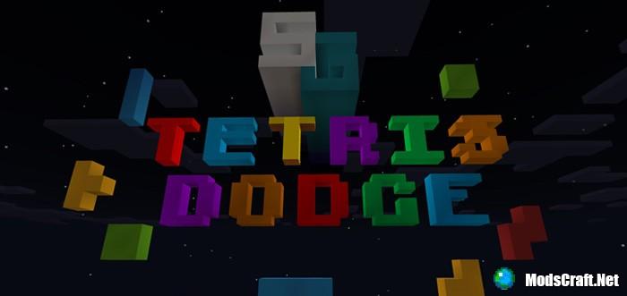 Карта SG Tetris Dodge [Мини-игра]