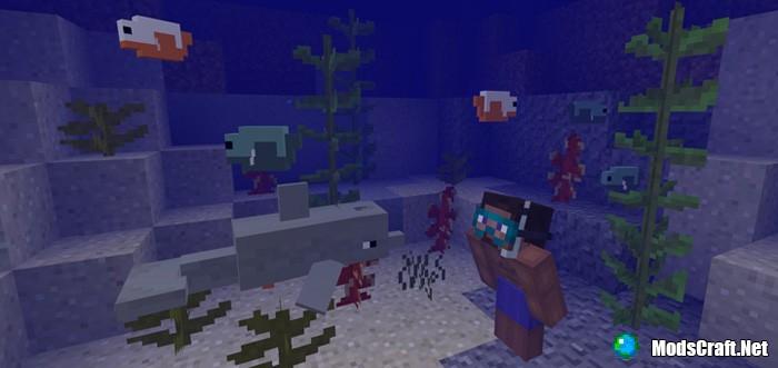 Мод Minecraft 1.4 Addon (Концепт!)