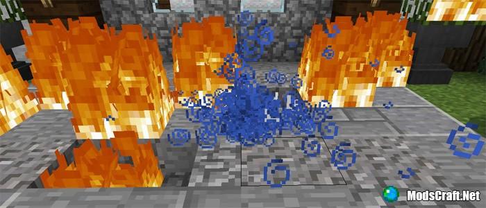 Мод FireEngine Addon 1.2