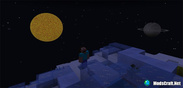 Карта Planetary Survival [Выживание]
