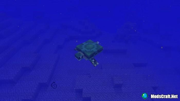 Новый моб в Minecraft!
