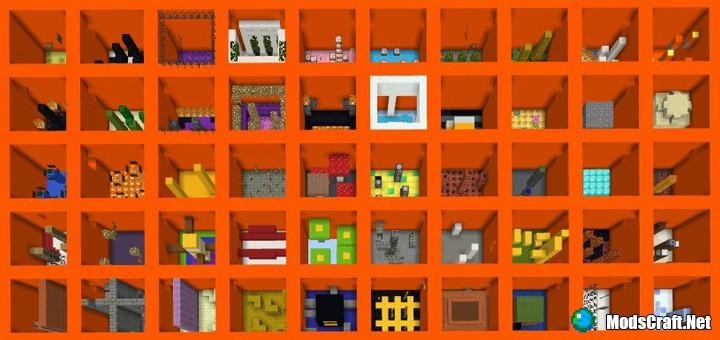Мод The Orange [Паркур]