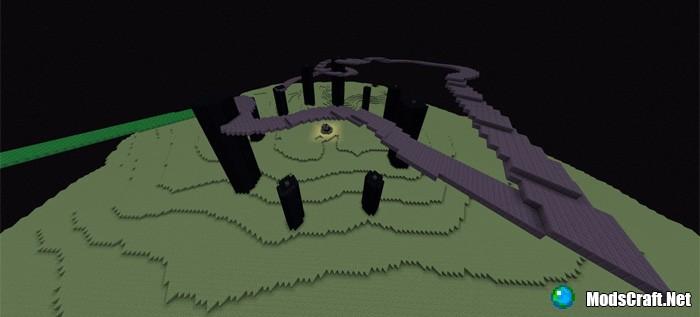 Карта X-RUN [Паркур]