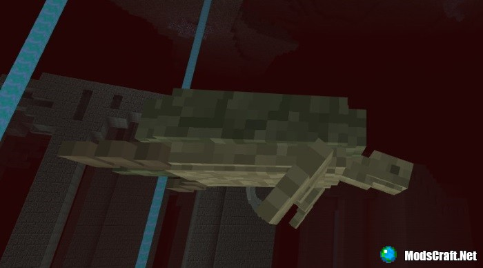 Мод Deep Sea Addon 1.2