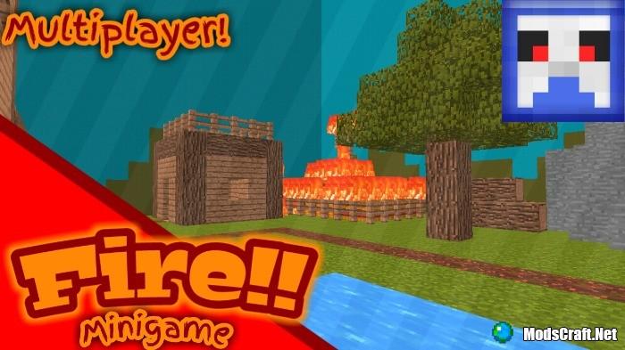 Карта Fire!! [Мини-игра]