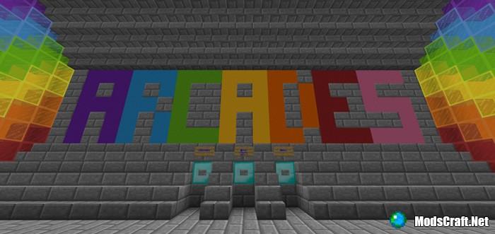 Карта Random Arcades [Мини-игра] [PvP]