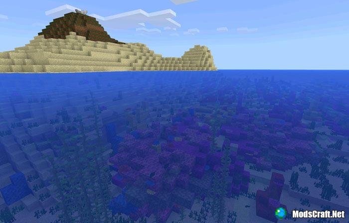 Коралловый риф возле спауна [1.3]