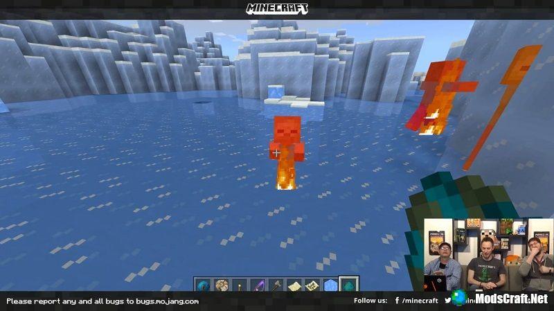 Новая бета Minecraft принесет в игру новые предметы и блоки!