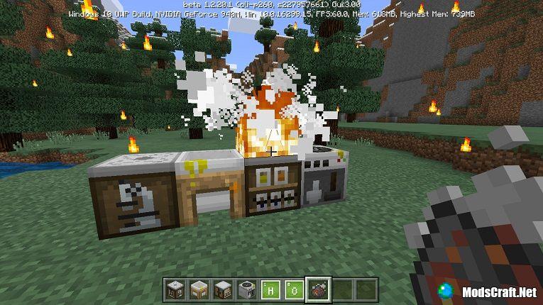 Химия в Minecraft!