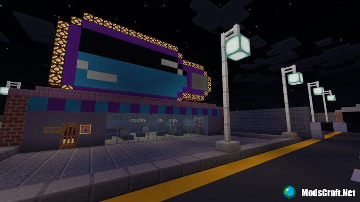 Карта McDonald Mystery (Хоррор) [Приключение]