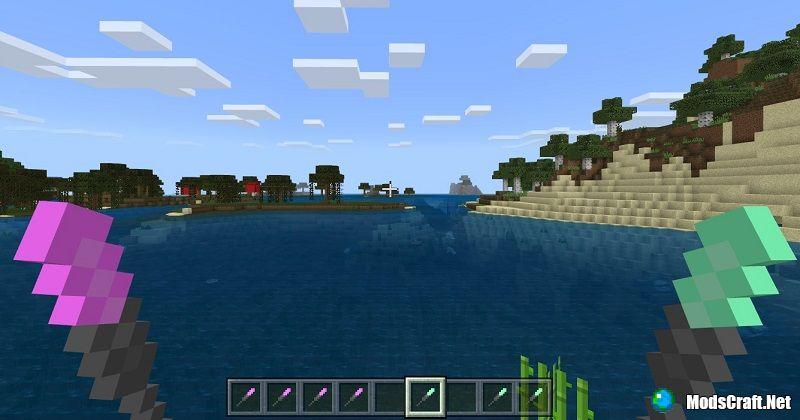 Как сделать бенгальский огонь в Minecraft?