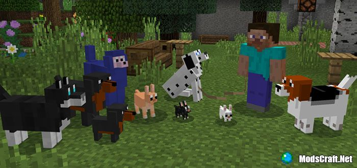 Мод More Dogs Addon 1.6/1.5/1.2