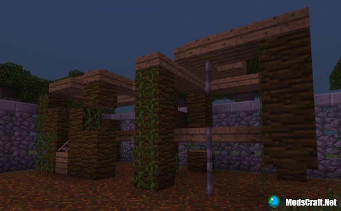 Карта Slender: Minecraft Edition