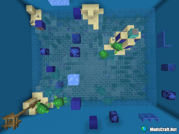 Карта Aquatic Parkour [Паркур]