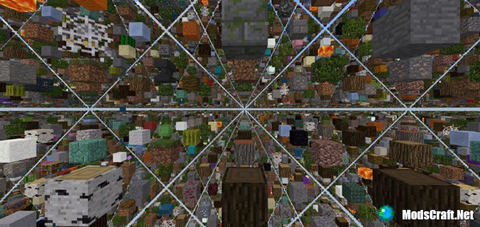 Карта SkyGrid Survival [Выживание]