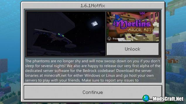 Minecraft Release 1.6.1 - что нового?