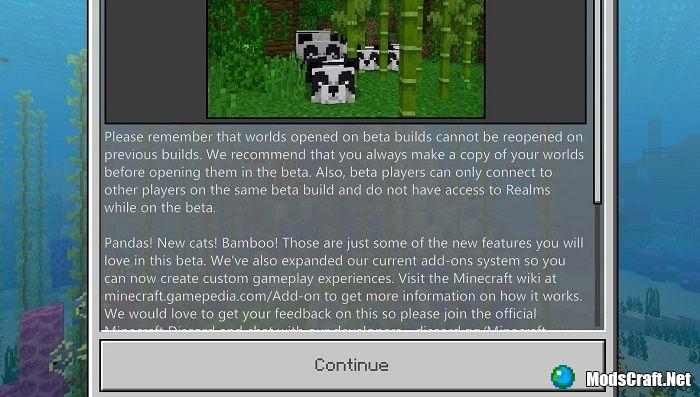 скачать minecraft на android самая новая версия