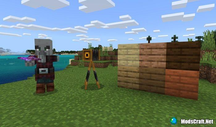 Скачать моды для Minecraft Bedrock PE 1 8, 1 7, 1 2   Моды для