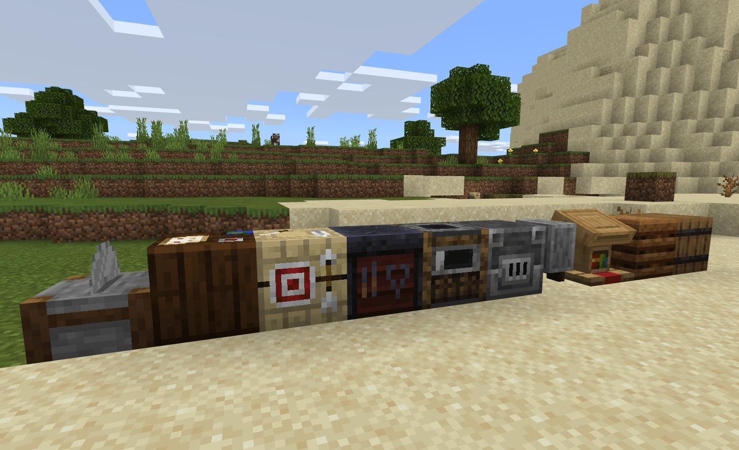 Скачать Minecraft PE 1.11 [Полная версия]