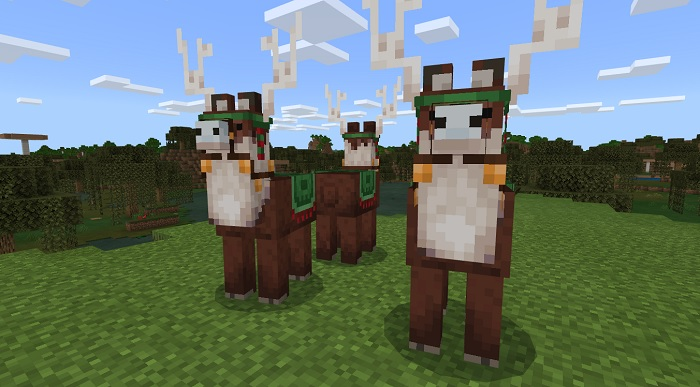Мод Minecraft Earth Mobs Plus 1.13+